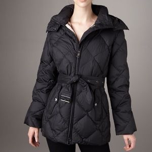 Burberry Brit Quilted Jacket size Small